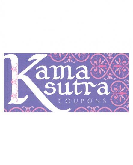 Kama sutra coupon book