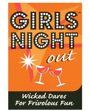 card game girls night out bachelorette party