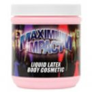 maximum impact liquid latex body cosmetic theater acting exotic paint