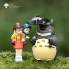 2pc Fairy Garden Accessories totoro Figures, Miniature DIY Dollhouse Suppliers