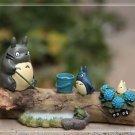 My neighbor totoro Theater Ver. Figure Season Summer Fairy Garden Display Toy