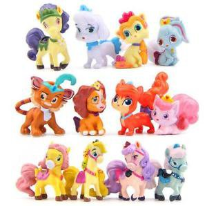 12pc Baby Horse Make up My Little Pony Mini Figures Toy Collectibles Gift Set