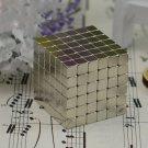 216pcs 3mm DIY Neocube Buckyballs Cube Shape Neocube Magnet Toy