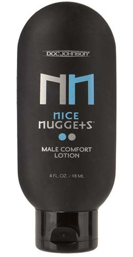 NICE NUGGETS MALE COMFORT LOTION SOLUTION