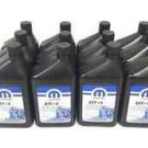 JEEP DODGE CHRYSLER ATF+4 AUTOMATIC TRANSMISSION FLUID CASE OF 12 QUARTS MOPAR