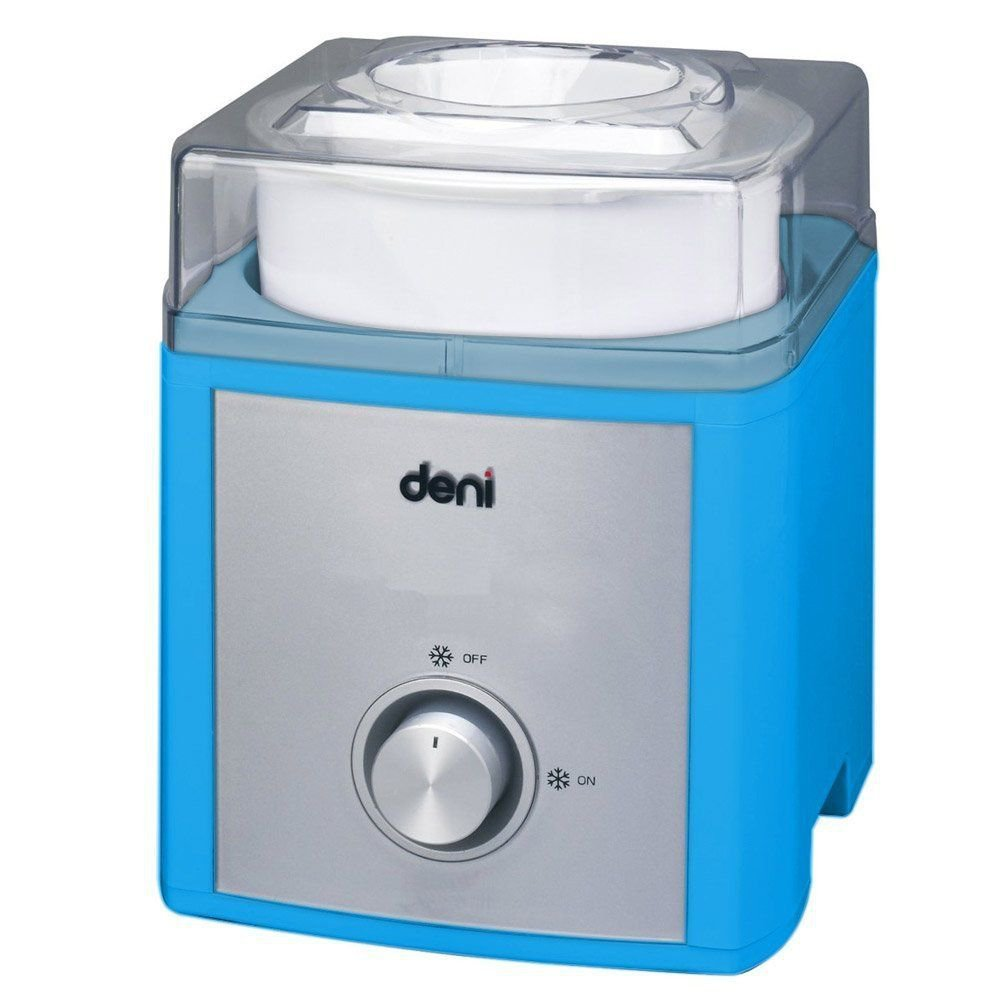 Deni Square 5221 Ice Cream Maker, 2-Quart