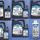 Mopar Engine Oils