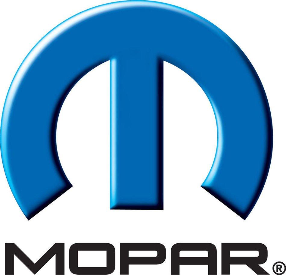 Mopar 05083853AA Rear Disc Brake Pad
