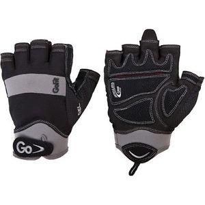 GoFit Women's / Men's Elite Articulated Grip Gel Padded Glove