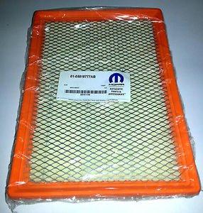 MOPAR 05018777AB Air Filter - Set of 5
