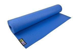 GoFit GF-YOGA Yoga Mat w/ Yoga Posture Poster