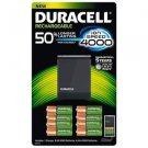 Duracell Rechargeable Ion Speed 4000, Green, 8 AA NiMH, 4 AAA NiMH Batteries