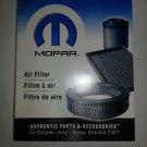 NEW ENGINE AIR FILTER 3.7L 4.0L MOPAR 68037059AA OEM - Set of 10
