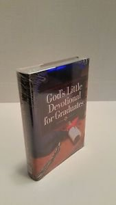 God's Little Devotional Book for Graduates by Honor Books Publishing Staff...