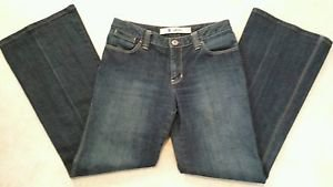 Gap Women's Low Rise Stretch Boot Cut Denim Jeans size 30X31 EUC