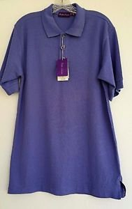 Ralph Lauren NWT Purple Label Mens Polo Shirt Made in Italy Size Small $165 MSRP