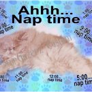 Mouse Pad - Nap Time - Humorous