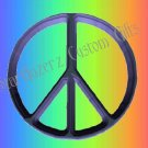 Mouse Pad - Peace - Retro