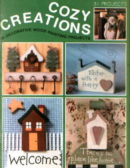 Cozy Creations New Tole Paint Painting Patterns