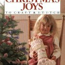 Christmas Joys To Craft-Crochet Pattern Patterns New
