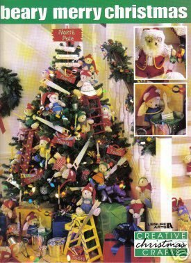 Beary Merry Christmas New Pattern Patterns