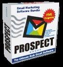Bulk Email Software - Prospect Platinum Package