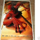 2002 SPIDERMAN MOVIE POSTER 23x34 SPIDER-MAN