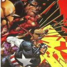 VINTAGE AVENGERS POSTER CAPTAIN AMERICA 2004 24x36