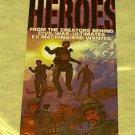 WAR HEROES PROMO POSTER 9 x 24 (2008)