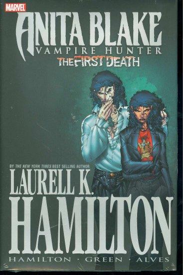 ANITA BLAKE VAMPIRE HUNTER HC FIRST DEATH