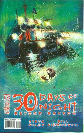 30 DAYS OF NIGHT BEYOND BARROW #2