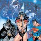 2006 INFINITE CRISIS #1 POSTER stunning art JIM LEE