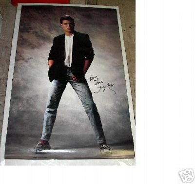 VINTAGE 1988 TREY AMES POSTER A YEAR IN THE LIFE