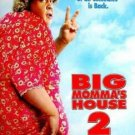 2005 BIG MOMMA'S HOUSE II 2 MOVIE POSTER 27x40