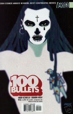100 Bullets #55 m/nm  DC VERTIGO COMICS