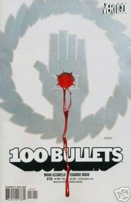 100 Bullets #56 m/nm DC VERTIGO COMICS