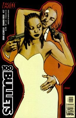 100 Bullets #57 m/nm  DC VERTIGO COMICS