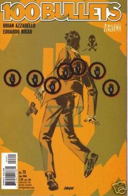 100 Bullets #73 fn  DC VERTIGO COMICS