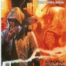 Y: The Last Man # 43  -  Kimono Dragons