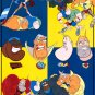RIPPING FRIENDS ANIMATION CARTOON POSTER 22x35 /