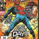 AMAZING SPIDER-MAN #544 ONE MORE DAY m/nm