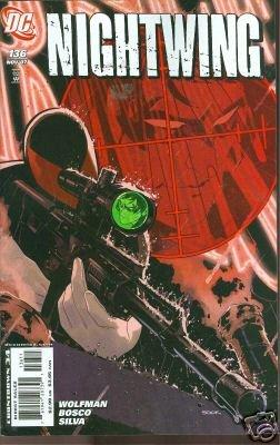 Nightwing #136 near mint comic (2007)