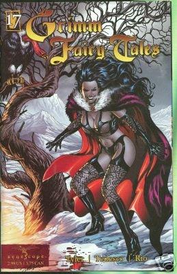Grimm Fairy Tales #17 m/nm ZENESCOPE