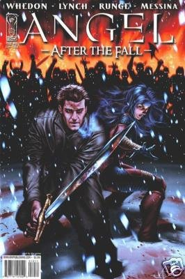 ANGEL AFTER THE FALL #10 m/nm CVR B JOSS WHEDON IDW
