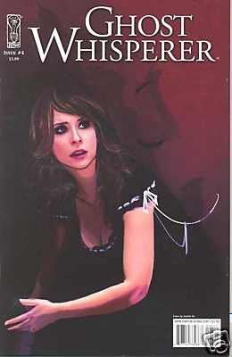 GHOST WHISPERER #4 m/nm (2008) IDW