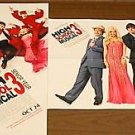 HIGH SCHOOL MUSICAL 3 SENIOR YEAR D/S (DOUBLE-SIDED) POSTER
