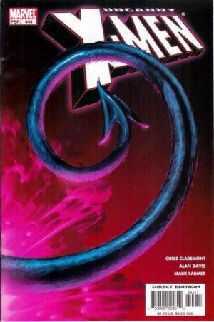 Uncanny X-Men #444 mint/near mint condition