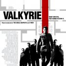 VALKYRIE PROMOTIONAL ADVANCE MOVIE POSTER TOM CRUISE