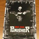 PUNISHER WAR ZONE ADVANCE MOVIE POSTER FREE SHIPPING