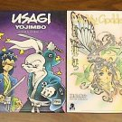 USAGI YOJIMBO OH MY GODDESS POSTER from COMIC-CON 2008 FREE SHIPPING